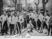 Karneval 1902 in Schleiden