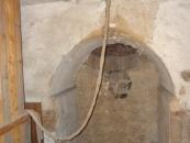 Altes Glockenseil in der Ev. Kirche Gemünd