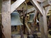 Glockenturmder Schlosskirche Schleiden