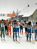 Stadtmeisterschaft1987 Start Ski