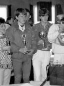 Stadtmeisterschaft1988 Gruppenfoto Stadtmeister L Helmut Hilger R Alfred Knips Ski - Kopie