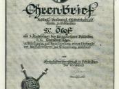 Bild 5 FC Olef (Ehrenbrief)