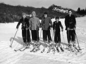 b Skiläufer