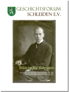 Sibirische Odyssee Cover