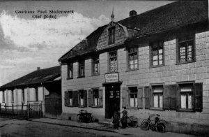 _GaststättenStollenwerk 1920